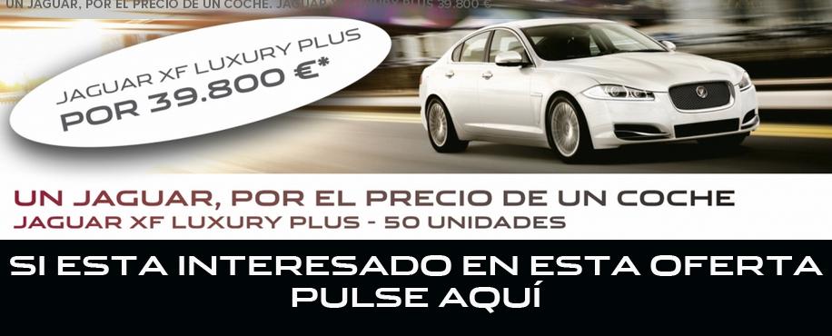 Jaguar por el precio de un coche