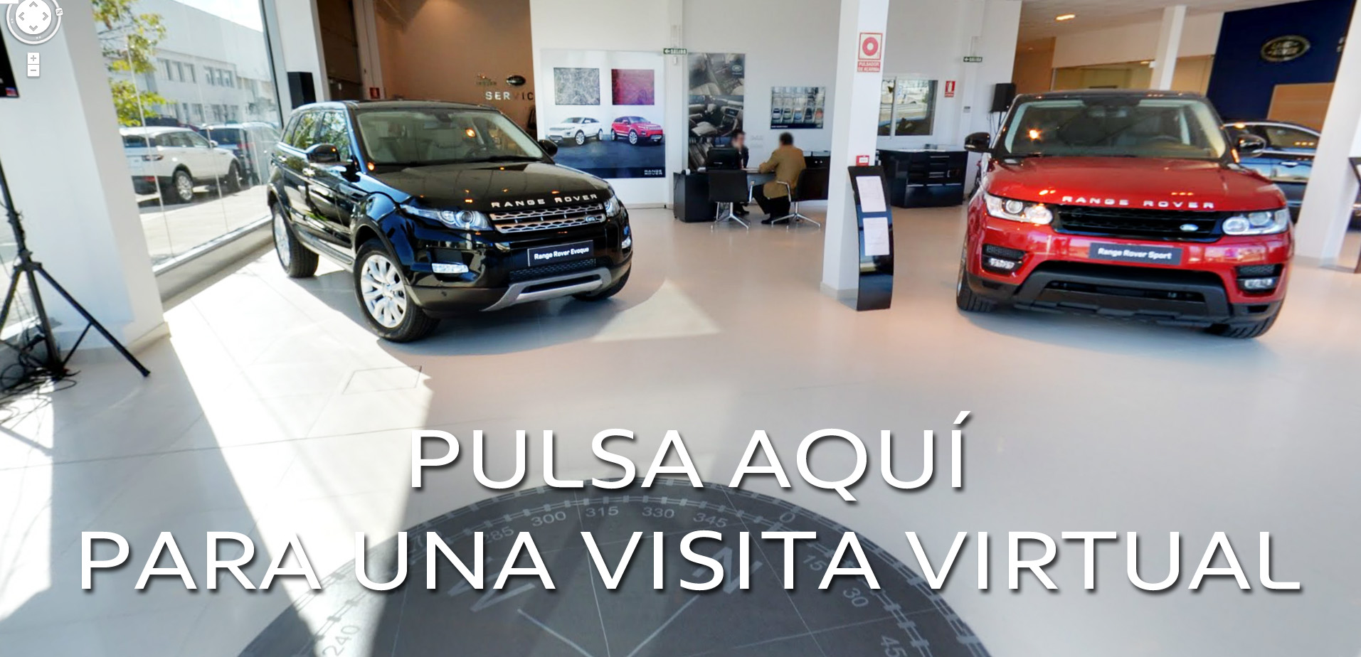 visita virtual navarra motor concesionario jaguar land rover - blog