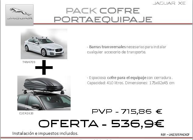 accesorios Jaguar XE 8