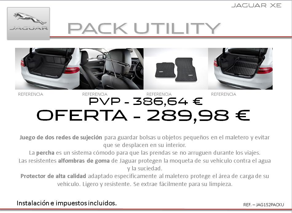 accesorios Jaguar XE4