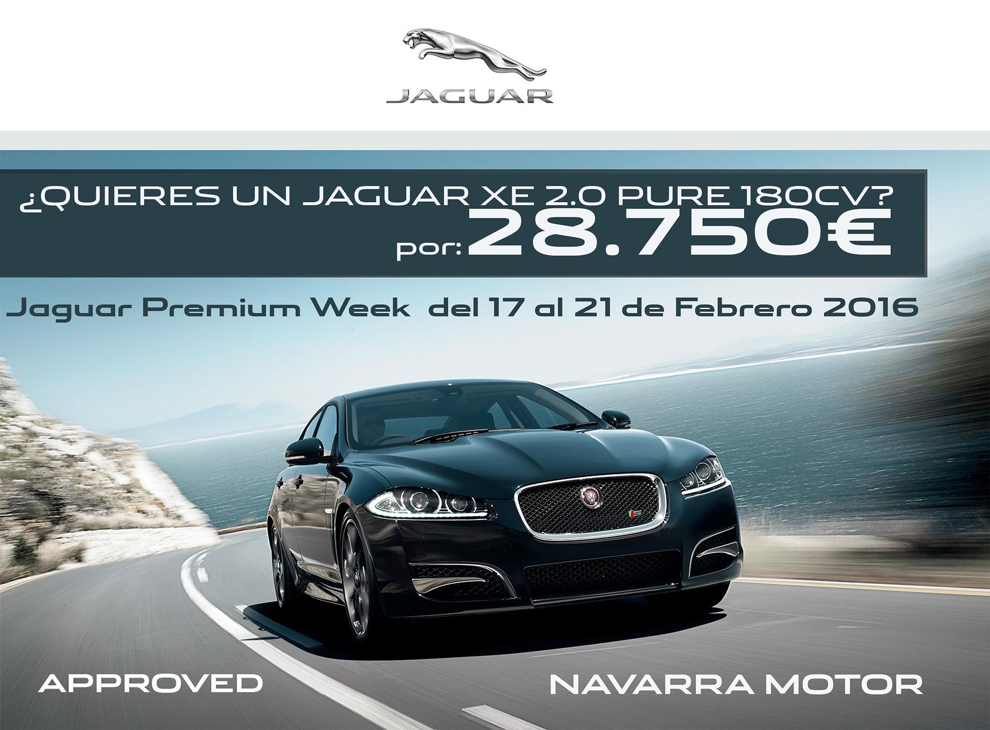 Jaguar Premium Week 2016